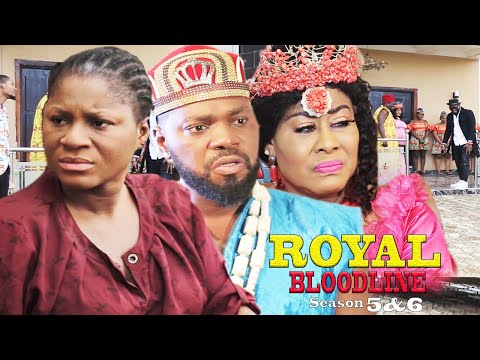 ROYAL BLOODLINE SEASON 6 {NEW MOVIE} - DESTINY ETIKO|JERRY WILLIAMS | 2020 LATEST  NOLLYWOOD MOVIE