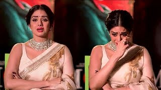Video EMOTIONAL Sridevi CRYING In her Last Interview Will Make You Feel SAD MP3, 3GP, MP4, WEBM, AVI, FLV Maret 2018