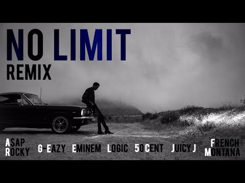 No Limit Remix - G-Eazy, Eminem, A$AP Rocky, Logic, 50 Cent, French Montana,Juicy J [Nitin Randhawa]
