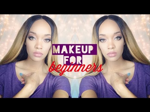 TUTORIAL| Glam Makeup for Beginners (Affordable)