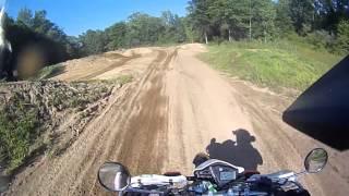 8. Riding July 12 2015 Yamaha XT250