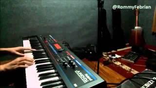 Fatin Shidqia   KekasihMu Piano Cover