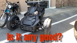 10. Can-Am Ryker 900 First Ride! (What I DONT Like)