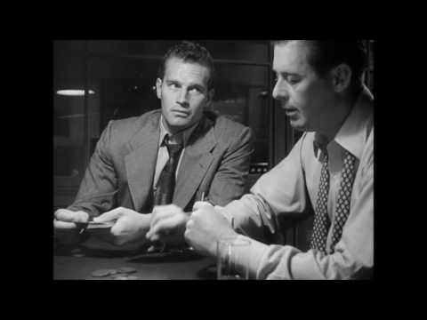 Dark City (1950)    Don DeFore ,   Charlton Heston ,   *HD*