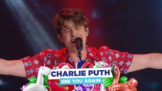 Download Lagu Charlie Puth - 'See You Again' (live at Capital's Summertime Ball 2018) Mp3