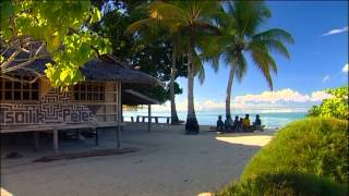 This video is focus on New Ireland, giving information about the culture, geography, landscape, activities (diving, snorkeling, surfing, fishing), accommodations, ...