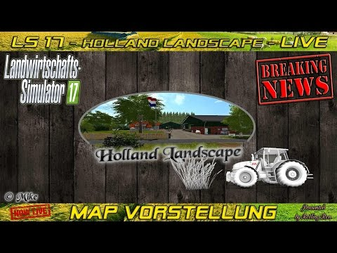 Holland Landscape 2017 v1 by Mike-Modding