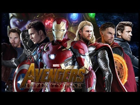 Avengers: Infinity War Trailer #1 2018 Sci-FI Movie |  ~ Theater Trailers ~