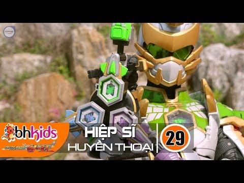 Siêu Nhân Hiệp Sĩ Huyền Thoại (Legend Heroes) Tập 29 : Nội Gián Của Giang Đông - Thời lượng: 22:39.