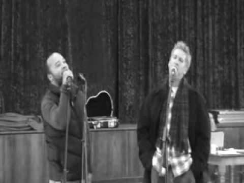 Vivere Rehearsal – Brandon October and Jannie Moolman