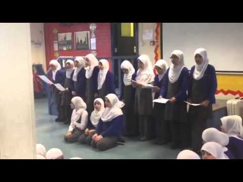 "Paradise primary school children reciting 'The Greatest Gift"" by Labbayk"