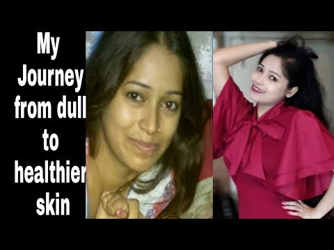 My journey from dull to clear healthy skintone|जमी काली गरदन,बगलो के मैल हटाए|Be Natural