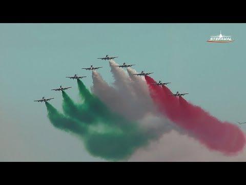 Frecce Tricolori Jesolo European Air Show 2017