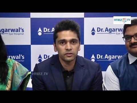 , Ashvin Agarwal Director Dr Agarwals Eye Hospital