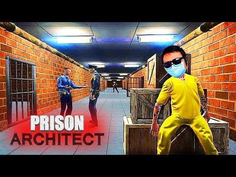 PRISON ARCHITECT #1: THỬ QUẢN LÝ... NHÀ TÙ CÙNG DŨNG CT =))))) - Thời lượng: 1:12:34.