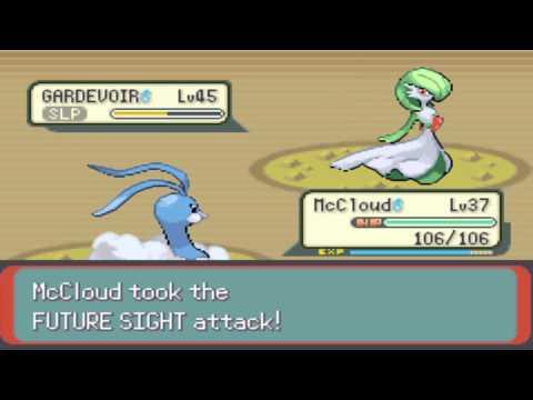 Let's Play Pokemon Emerald Episode 61 Wally's Non-Comeback