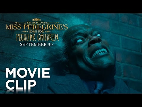 Miss Peregrine's Home for Peculiar Children (Clip 'Hold Barron Back')