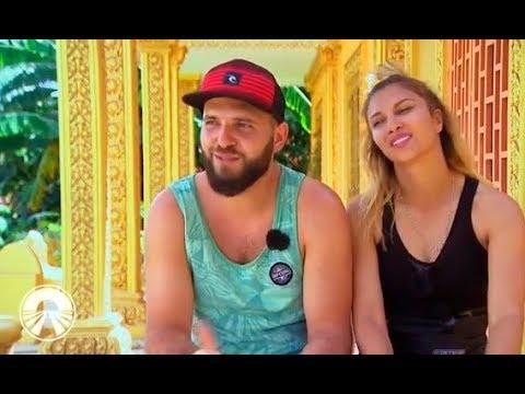 Lora și Ionuț Ghenu au folosit steagul auriu! Vica și Daniela, nevoite să stea pe loc cinci minute (видео)