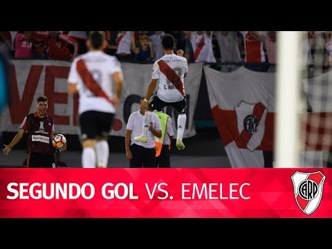 Gol del Pity Martínez vs. Emelec