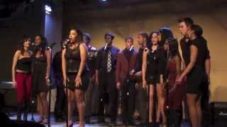 """I'm Sprung"" A Cappella (T-Pain) - The Inspiration"