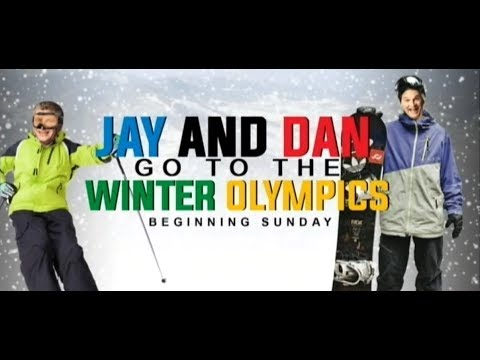 Jay and Dan's Olympics Day 1 - February 11, 2018