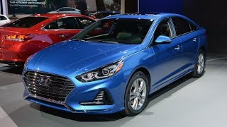 Hyundai introduces the 2018 Sonata at the 2017 New York Auto Show with a revised design and lots of new technologyThe new 2018 Hyundai Sonata features an updated exterior and new features to keep you safe and comfortableImages from google images/google.com