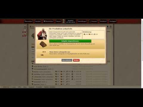 Die Stämme: Let's Test #001: Die Stämme (Browsergame)