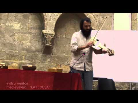 VÍDEO: Instrumentos del medievo, la fídula