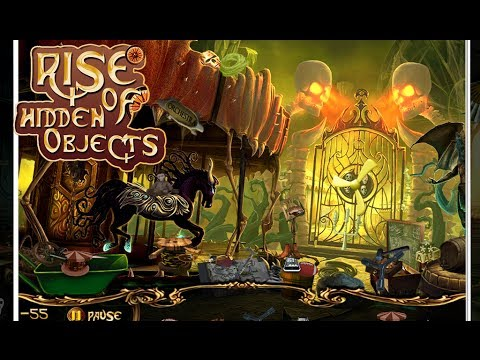 Video of Rise of The Hidden Objects