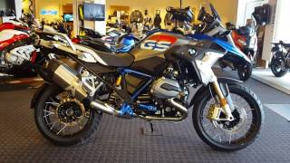9. Frontline Eurosport's first 2017 R1200GS Rally Edition!!!