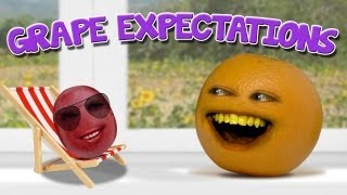 Annoying Orange - Grape Expectations (Ft. Chester See&Jack Vale)