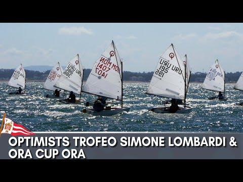 YACHT CLUB MONACO _ OPTIMISTS TROFEO SIMONE LOMBARDI & ORA CUP ORA