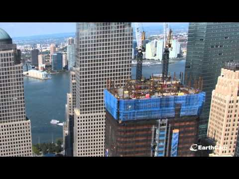 center - Watch and share this commemorative time-lapse movie, highlighting progress at the World Trade Center site from October 2004 to September 2013. Witness the ri...
