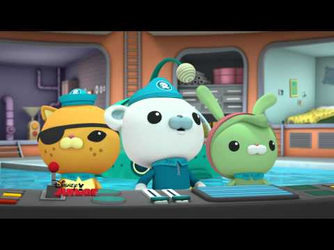 Disney Junior - Extrait de Octonauts