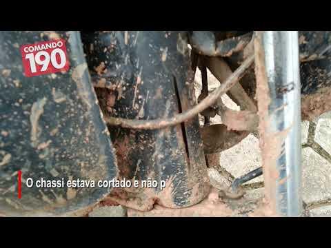 PM prende indivíduo com motocicleta adulterada, em Ji-Paraná