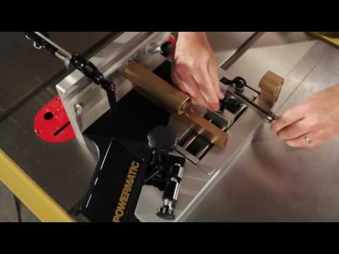 Powermatic Tenoning Jig