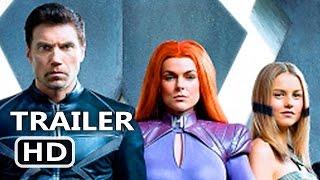 INHUMANS Official Trailer Tease (2017) Marvel, ABC Superhero New Series HD
