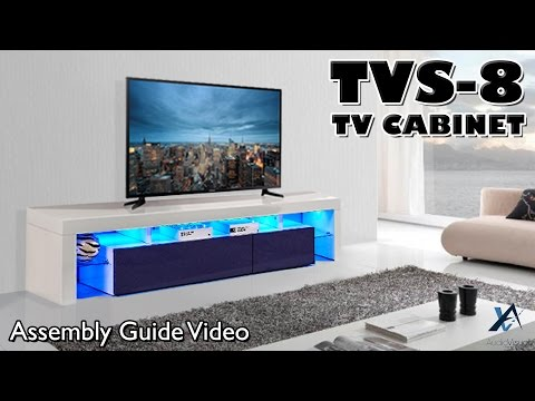 TVS-8 Assembly Guide Video