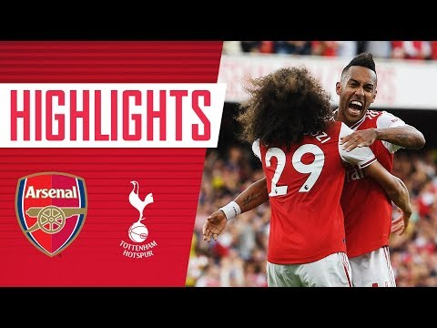 A dramatic derby  Arsenal 2-2 Tottenham  Premier League highlights