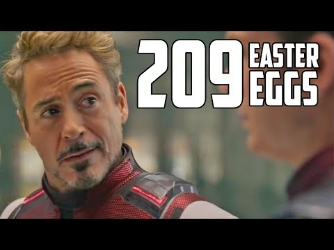 Every Avengers: Endgame Easter Egg