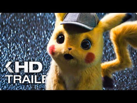 Pokemon: Detective Pikachu Farts Tv Spot & Trailer (2019)