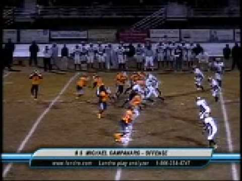 Michael Campanaro 2008 Highlights (Part 1) video.