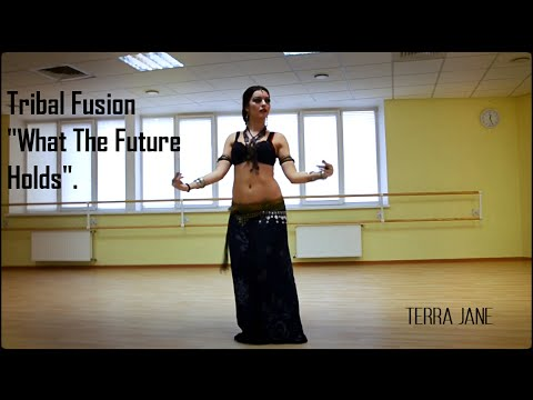 Tribal Fusion By Terra Jane