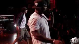 50 Cent x Eminem - Till I Collapse Remix (Live @ SXSW - Austin - 2012)