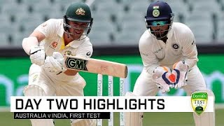 India bowlers fightback has Test poised | First Domain Test