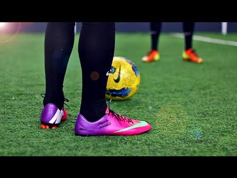 Mercurial - Nike Vapor 9 IX AG im Test (deutsch/german) + English Subtitles Testing Cristiano Ronaldo Boots: Nike Vapor 9 CR7 2013 Review Instagram: http://instagram.com...