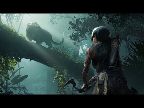 Shadow of the Tomb Raider: One with the Jungle Gameplay Reveal [PEGI]