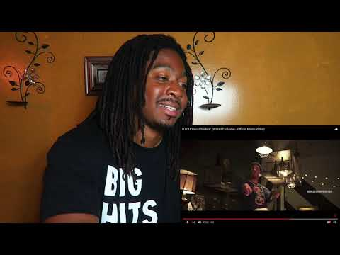 "B.LOU ""Gucci Snakes"" (WSHH Exclusive - Official Music Video) ((REACTION))"