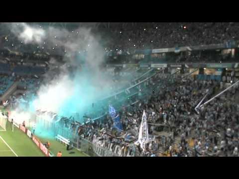 Libertadores da America 2016 - Grêmio 1 x 0 Toluca - Geral do Grêmio - Grêmio