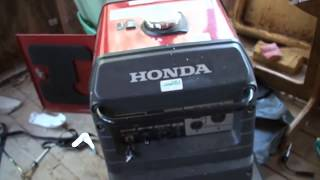 10. Honda eu3000is carb economy mode adjustment (Please contribute to my Patreon account)